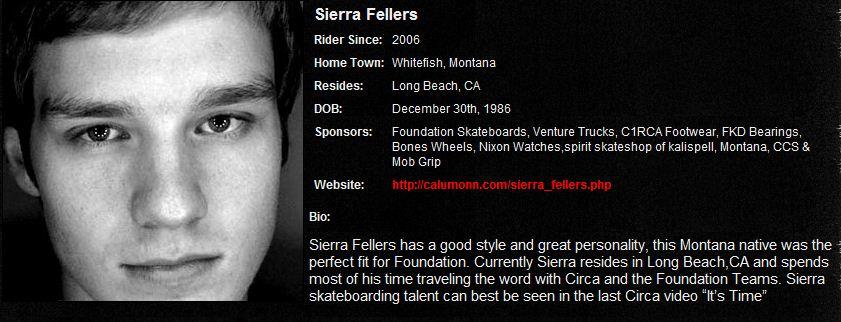 Sierra Fellers
