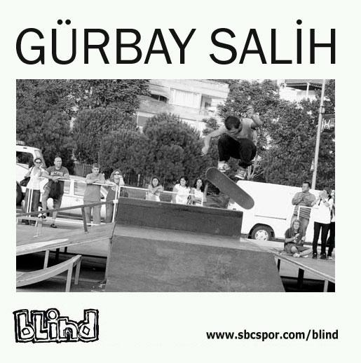 Gürbay Salih