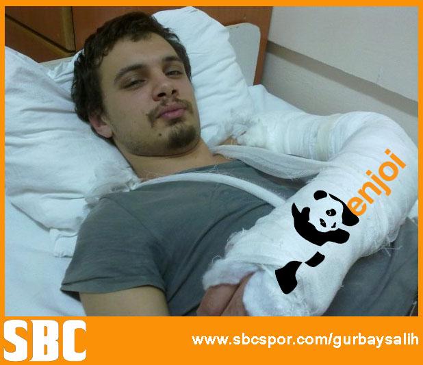gürbay salih alçıdaki panda