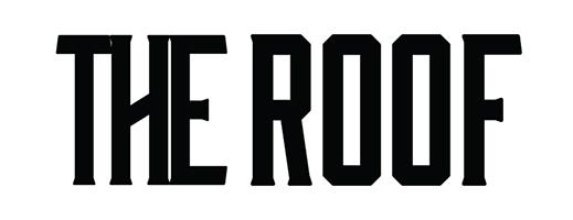 Roof logo beyaz