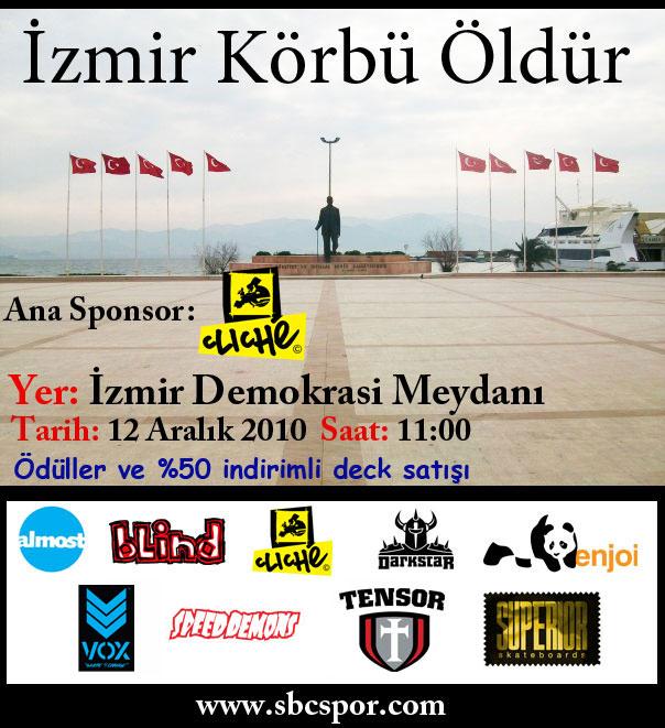 İzmir Körbü Öldür