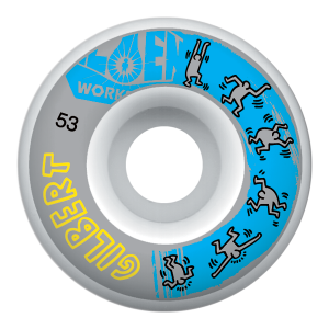 Alien Workshop 53mm Crockett Haring Tekerlek Seti