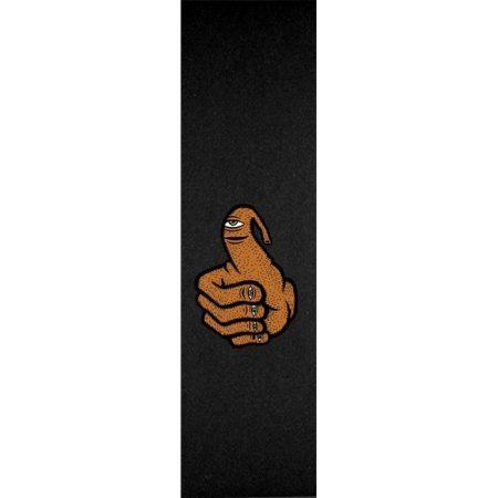Bro Style BRomero Thumb Zımpara yanında sticker paketi hediye. Bir adet kaykay için üst kalite, bir adet zımpara.