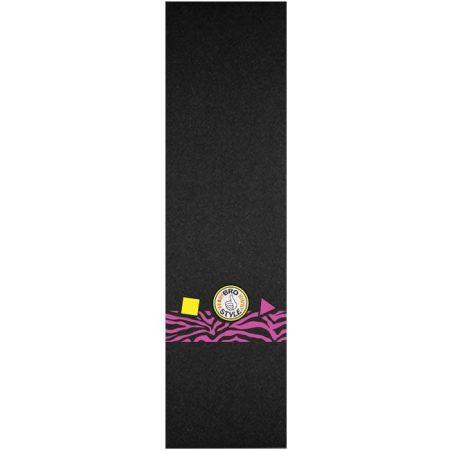 Bro Style Crazy Eighties Zımpara yanında sticker paketi hediye. Bir adet kaykay için üst kalite, bir adet zımpara.