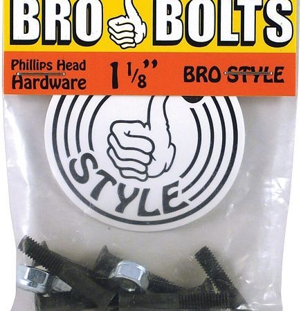 Bro Style Yıldız Vida Seti yanında sticker paketi hediye. Uzunluk: 1' Paket içerisinde 8 adet yıldız vida, 8 adet somun, 1 adet sticker vardır.