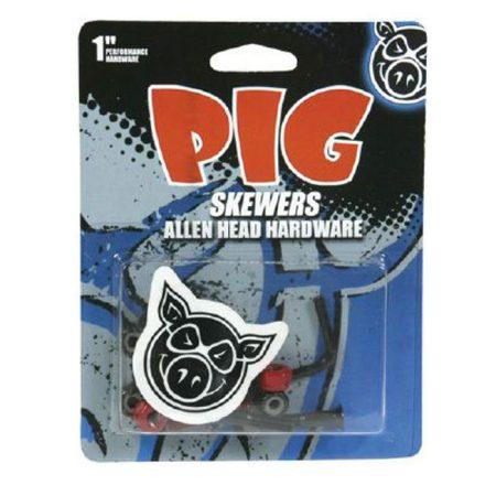 Pig Allen Vida Seti
