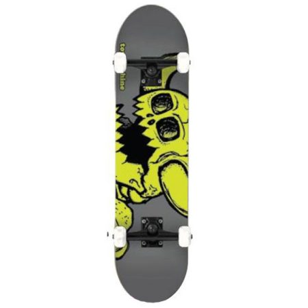 Toy Machine 7.875 Vice Monster Grey Komple Kaykay