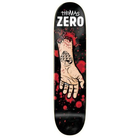 Zero 8,375 Severed Ties R7 Thomas Deck Kaykay Tahtası