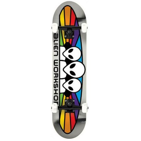 Alien-Workshop-7,875-Spectrum-Foil-Komple-Kaykay