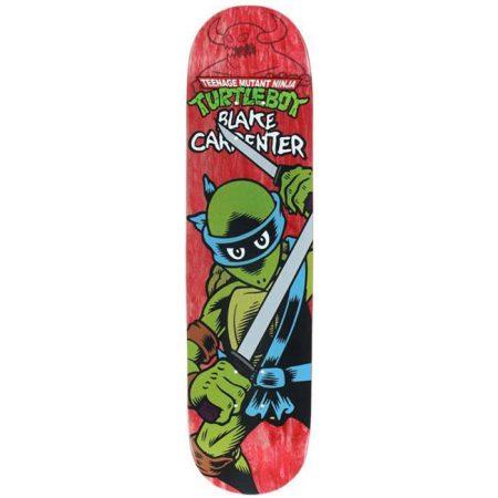 Toy-Machine-7,75-Carpenter-Ninja-Turtle-Boy-Deck-Kaykay-Tahtası