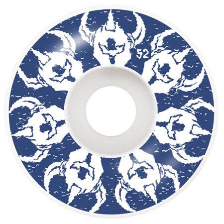 Darkstar 52 mm VHS Blue Tekerlek Seti yanında sticker paketi hediye Darkstar tekerlekler yüksek kalite urethane bileşiminden üretilmiştir. 1 paketin içerisinde 4 adet tekerlek vardır. fiyat 4 adet tekerlek için geçerlidir. 1 adet sipariş verdiğinizde 4 tekerlekten oluşan seti satın almış olursunuz. Sertlik: 99 A Darkstar Tarihi: Darkstar profesyonel kaykaycı Chet Thomas tarafından 1997 yılında kurulmuştur.Kurulduğu günden bu yana duruşunu bozmadan çok geniş bir kitleye hitap etmektedir. Bunun en büyük sebebi ürettiği tahta ve tekerlekler en üst kalite olmasından kaynaklanır. Aynı zamanda Darkstar kaykay dünyasının en elit takımlarından birisine sahiptir.