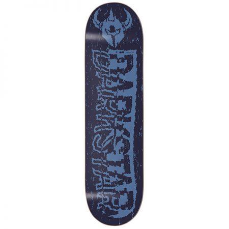 Darkstar 8,25 VHS RHM Blue Deck Kaykay Tahtası yanında zımpara ve sticker paketi hediye. Darkstar tahtalarının her birisi ayrı ve kendisine özel bir kalıpta üretilir. Bu kalıp teknolojisi Darkstar'ın her tahtasını eşsiz kılar. Darkstar tahtalar en üst kalite Kanada akçaağacından yada özel olarak üretilmiş karma katlardanüretilir. Tahtaların katlarının arasında dünyanın en iyi yapıştırıcısı olan Resin veya epoxy kullanılır. Buda Darkstar tahtalara uzun bir ömür ve harika bir pop sağlar. Darkstar Tarihi: Darkstar profesyonel kaykaycı Chet Thomas tarafından 1997 yılında kurulmuştur.Kurulduğu günden bu yana duruşunu bozmadan çok geniş bir kitleye hitap etmektedir. Bunun en büyük sebebi ürettiği tahta ve tekerlekler en üst kalite olmasından kaynaklanır. Aynı zamanda Darkstar kaykay dünyasının en elit takımlarından birisine sahiptir.