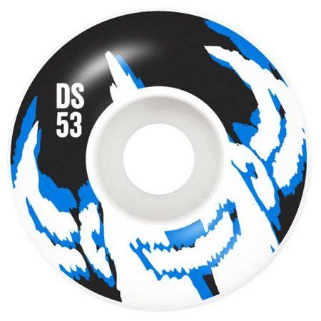 Darkstar-53-mm-Dissent-Black-Tekerlek-Seti