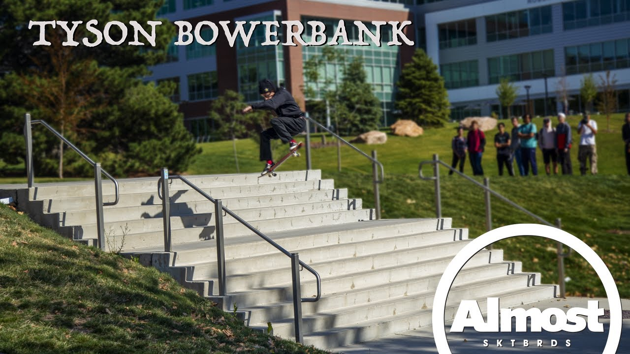 Tyson Bowerbank-Almost Time